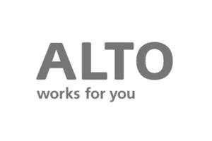 čistící a úklidová technika Alto