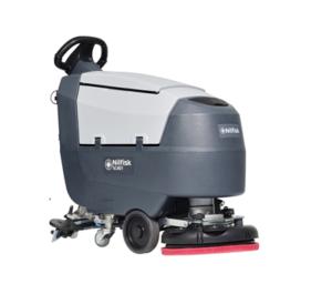 Kompaktní mycí stroj s vysokou produktivitou Scrubber