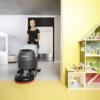 SCRUBBER SC401 43 B FULL PKG Kompaktní mycí stroj s vysokou produktivitou