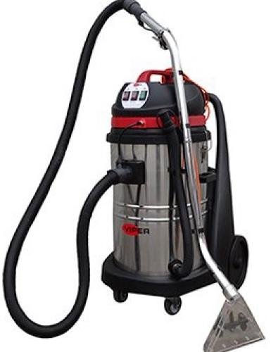 Kobercový extraktor čistič šistící stroj